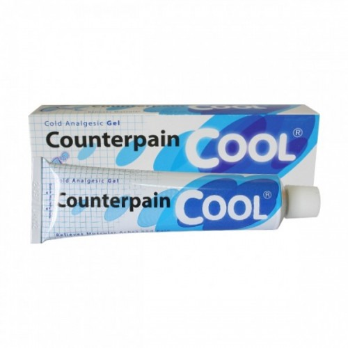 Pommade counterpain froide