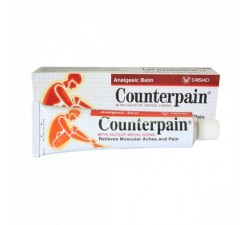 Pommade counterpain chaude