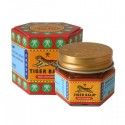 Pot tiger balm rouge et son emballage