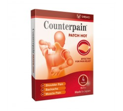 Patch counterpain chaud