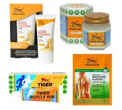 Baume du tigre pack froid